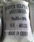 Sodium Sulphate Anhydrous 99% GLAUBER SALT