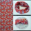microfiber multifunctional scarf
