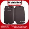 PVC Rubber mobile case for Samsung i9300