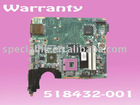 518432-001 ATI Notebook motherboard for HP DV6