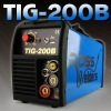 DC TIG/MMA 200A INVERTER WELDER STICK WELDING