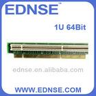 EDNSE riser card 1U 64bit