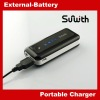 5600mAh for tablet/MID/DV/psp/smartphone external portable charger