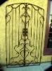 ornamental iron gate iron gate fence railings staircase part