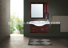 WOODEN VANITY WITH CERAMIC BASIN (MODEL NO.:802)