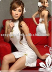 Hot sale women sexy cheongsam costumes from China factory C1001