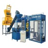 Vibrator Mode Cement Block Making Machine