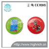 Promotional sound voice module badges