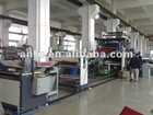 2012 multilayer PC ABS luggage sheet machine