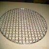 CRIMPED BARBECUE GRILL NETTING