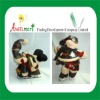 "10 ""Plush Christmas decorations Plush doll"