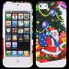 New Christmas Father Xmas Tree Case For Apple iPhone 5