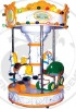 Horses children amusement equipment kiddy arcade game machine