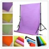 Pure colour photography background cloth for photo studio
