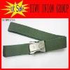 Fashion Woven Fabric Belts