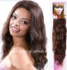 Natural wave 20inch 100% human hair virgin hair extensions