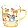 juice plastic cup