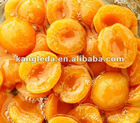 canned sour apricot halves in syrup