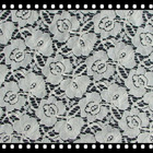 9331 cotton nylon lace fabric