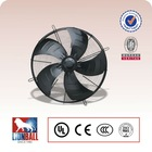 25 inch UL aproval 220V ac single phase axial fan with external rotor motor fan