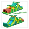 2012 Most Excited Inflatable Obstacle Course, Jungle Interactive Games,