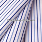 T/C strip fabric for man's shirt