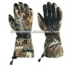 Electric thermal camo hunting glove HYHG-022