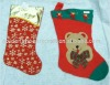 High Quality Christmas Sock For Party Decoration