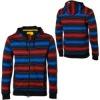 men's organic cotton hoody jacket
