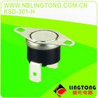 KSD301-H Snap-Action Bimetal Disc Thermostats