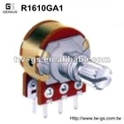 16mm Rotary Potentiometers ( Metal And Plastic Shafts)