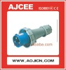 plug and socket , industrial plug , electric plug