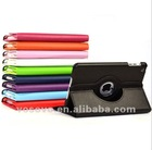 Case For iPad Mini 360 Degree Rotating Leather Case Cover Shell Stand