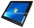 17 inch IP65 industrial touch lcd monitor