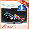 "32"" 3D led smart TV Full HD with 4 pairs of 3D glasses"