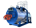 WNS automatic oil(gas)-fired steam boiler