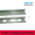 Steel Strut Channel With Holes