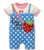 cotton fashion baby clothes infant wear romper