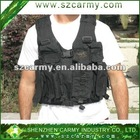 2012 100% Nylon Military Armour Vest with Pistol Holsters