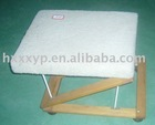 Morden design of Adjustable wooden Footstool