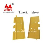 Excavator&bulldozer track plate shoe D155A-1/2
