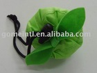 2010 folding bag,Apple-shaped foldable bag,Folded promotional bag