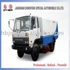 Dongfeng non-longheaded road-sweeping truck