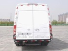 Hot sale!!! 1 Ton JAC light refrigerator van