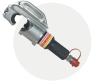 split-unit hydraulic crimping tool CYO-400B