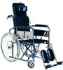 Wheelchair with High Backrest