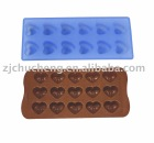 Heart shape ice cube tray