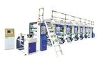 High speed computer gravure printing machine