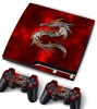 for PS3 Slim skin/ PS3 Slim stickers