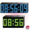 Big Character Cuboid LED Clock
